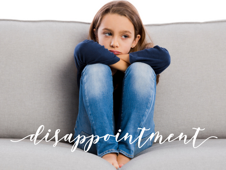 Language of Listening® Strategy For Handling Disappointment