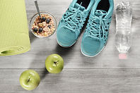Running Shoes & Healthy Habits