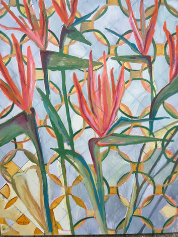 Birds of Paradise in the Lattice of Time