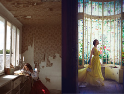 isol buffy fahion photographer mode magazine paris