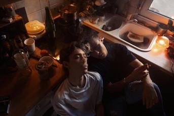 séance intimiste : Bastien & Matt