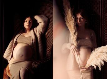 séance maternité cocooning