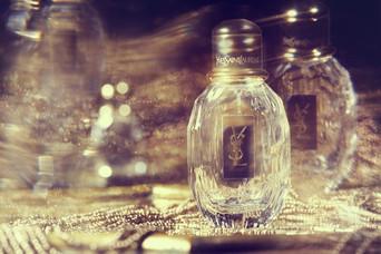 Une séance façon parfum avec Émilie