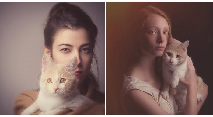 Un portrait avec votre animal de compagnie