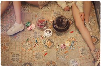 I Want Candy for Sheeba Magazine
