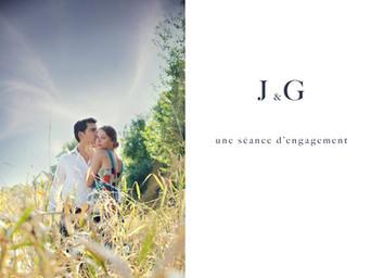 J&G - une séance engagement