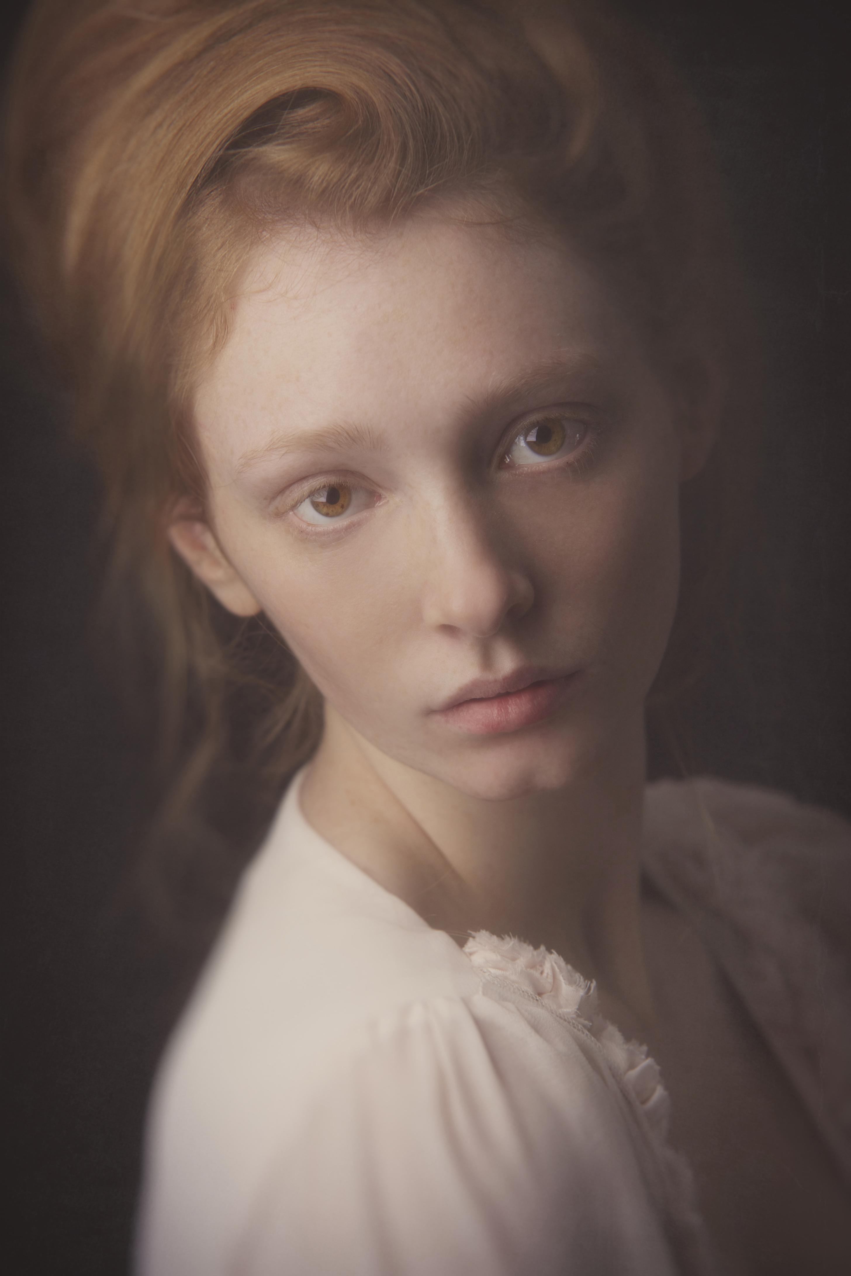 photographe portrait tours studio femme famille