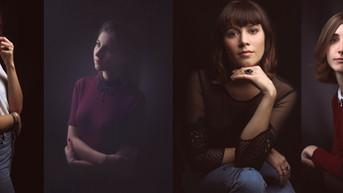 Le portrait en studio : que choisir ?