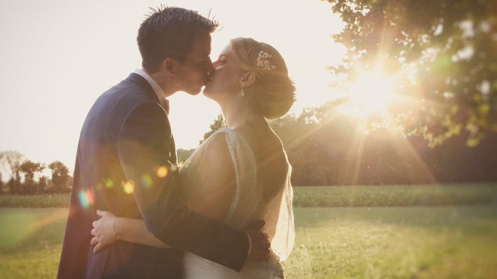Mariage : A & B
