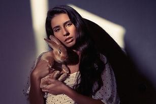 Isol Buffy photographe animal lapin tour