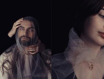 séance bijoux avec Clotilde et Rémy