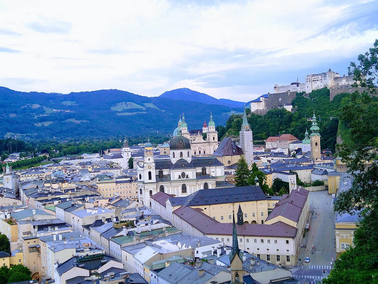 Salzburg and Surrounding