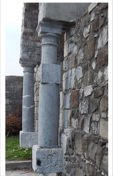 Emona Columns