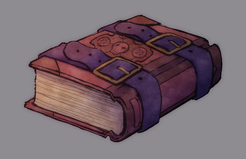 Book of Black Powder