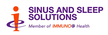 Immunoe Sinus and Sleep Logo.png