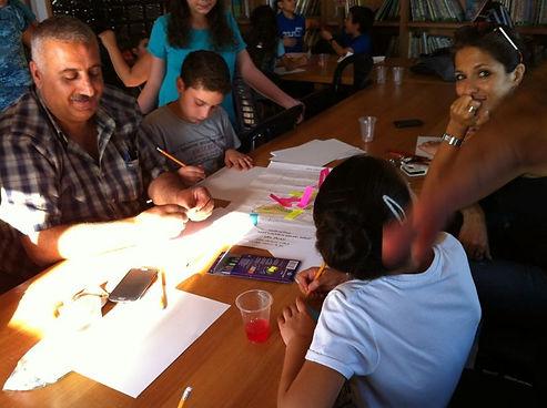 שיתוף ילדים והורים יהודים וערבים, בירושל