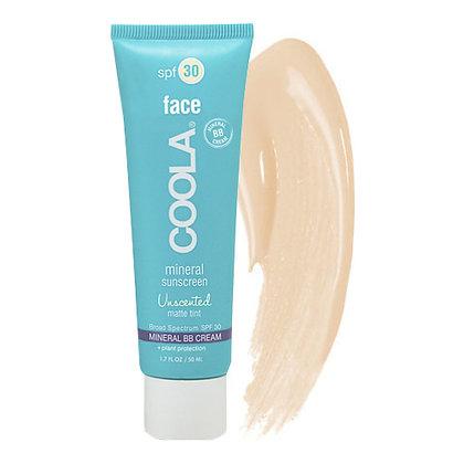 Mineral Matte Tint Face BB Cream Unscented SPF 30