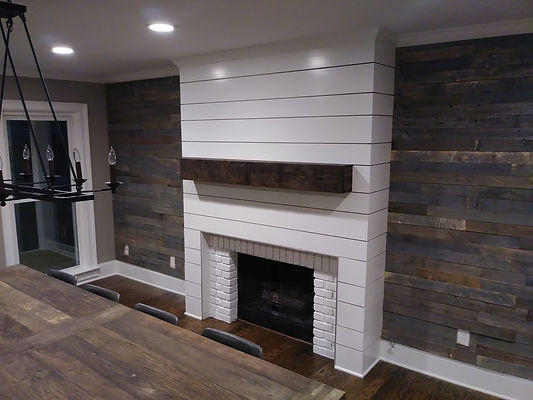 Dunwoody Modern Farmhouse Wall By Cowboy