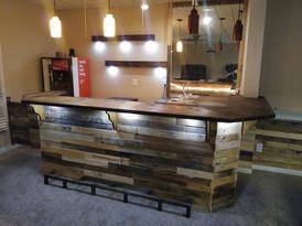 Customized Bar Design