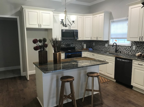 Staged Kitchen   Home Staging Services