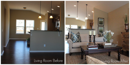 Before And After Home Staging Services   Collective Decor