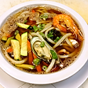 Seafood Udon (해물우동)