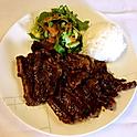 Beef Kalbi (갈비)