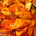 Spicy Ricecake (떡볶이)