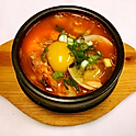 Soon Du Bu – Soybean Curd Soup (순두부찌개)
