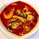Jam Pong – Seafood Stew (짬뽕)