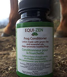 EQUI-ZEN Frog Conditioner