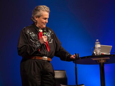 Dr. Temple Grandin, PhD Speaks