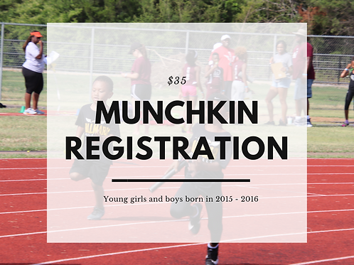 Munchkin Registration