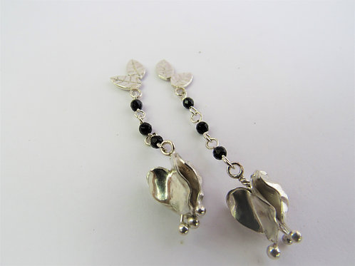 Bouganvillea Earrings