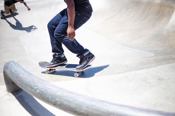 Skateboarding and How It Can Teach Youth Soccer Players