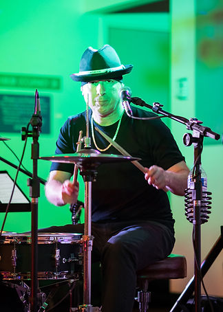 Brian Lilly of The Eclectics in Washingt