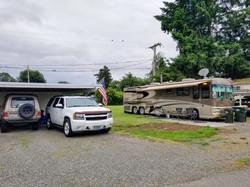 Claudia's Mobile Park Olympia WA RV 2-13