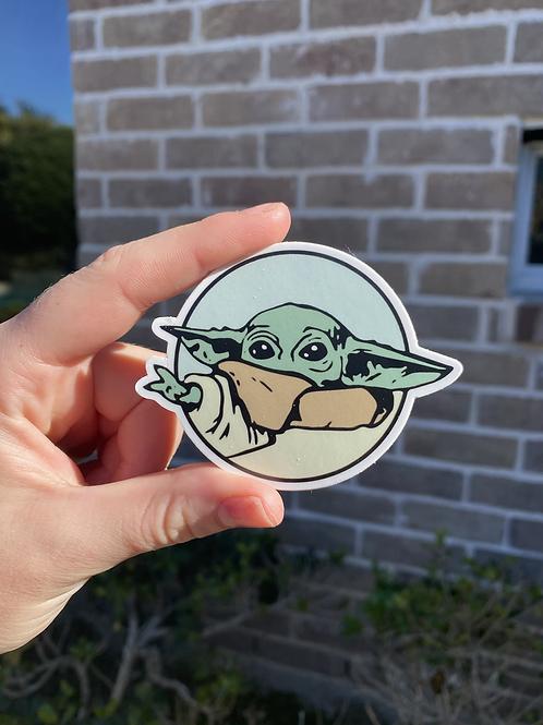 The Child Sticker