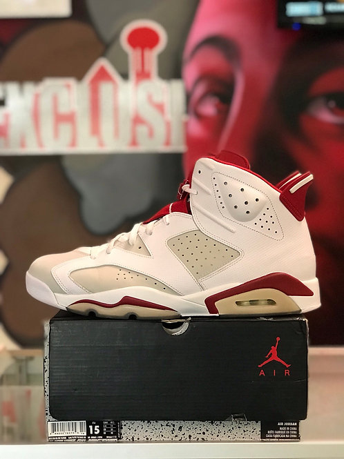 "Air Jordan 6 Retro ""Alternate Hare"""