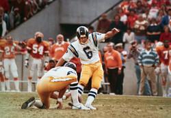 14. Game winner vs Tampa Bay 1981