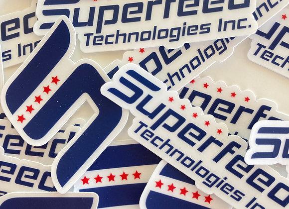 Superfeed Stickers