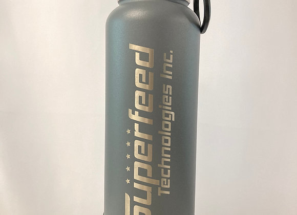 Grey 40oz Superfeed Thermoflask