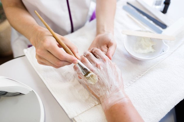 Delux Japanese Manicure SPA