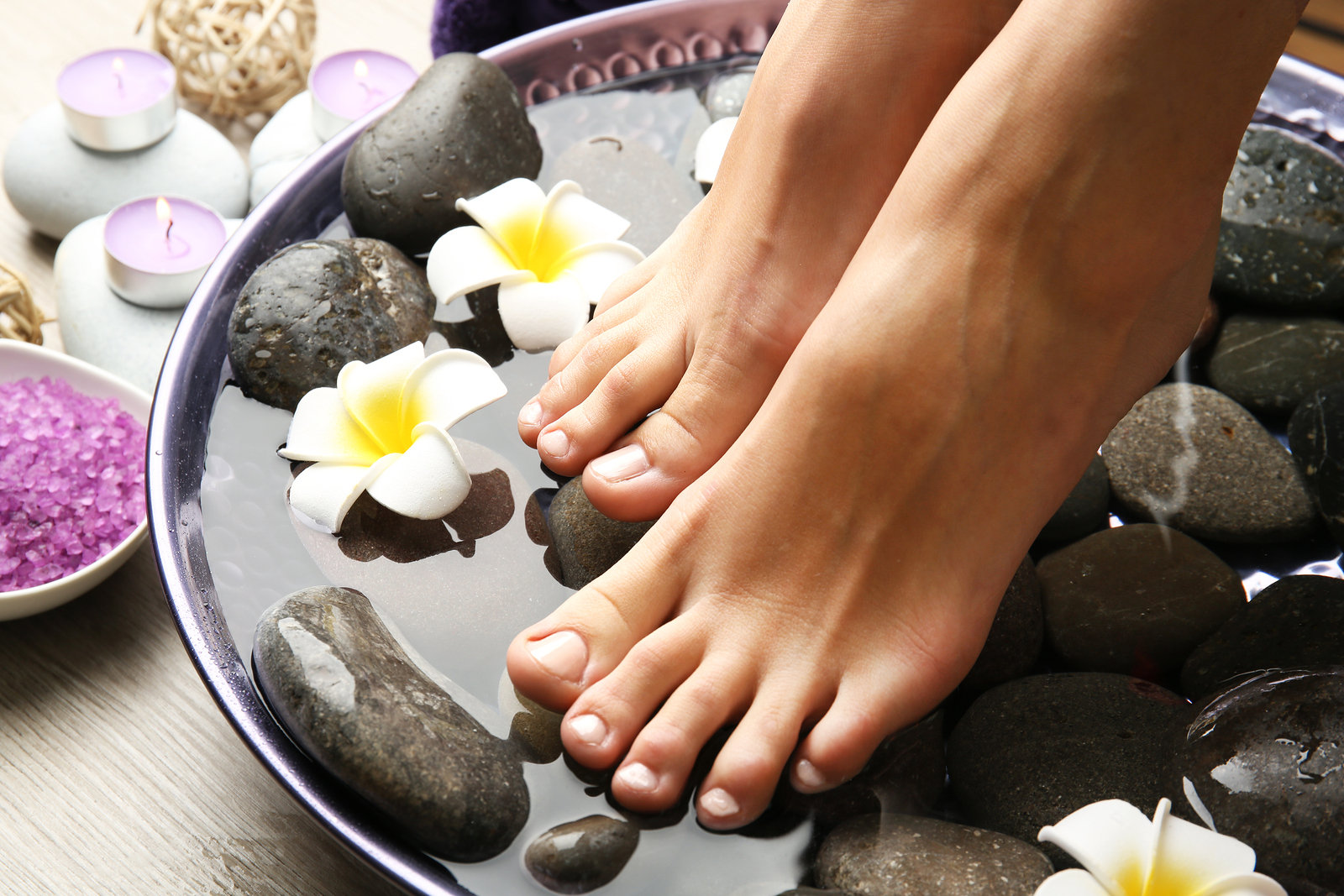 Japanese Gel with SPA Pedicure