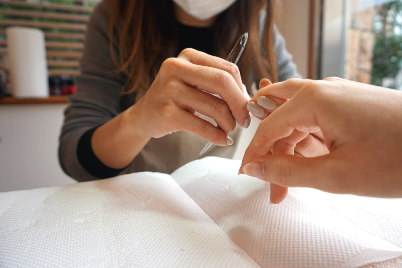 Shellac Removal with service