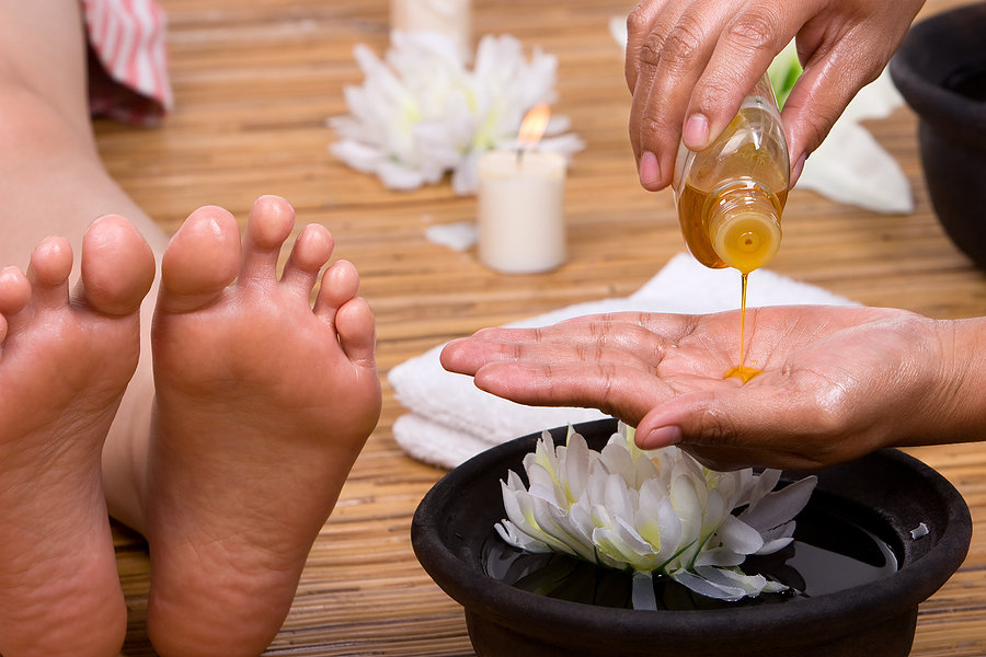 Deluxe Japanese Pedicure SPA