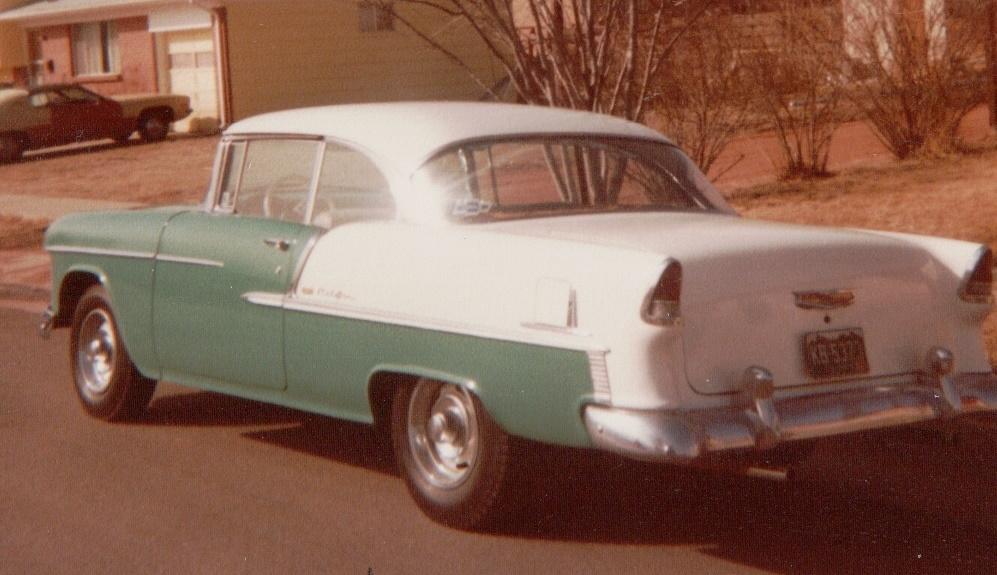 Speirs 1955 Chevy 2 Door Hardtop