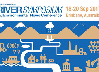 20th International Riversymposium and Environmental Flows Conference