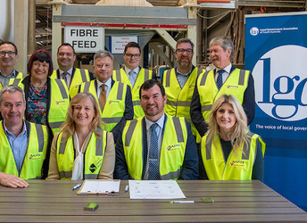 South Australian councils sign recycled materials MOU