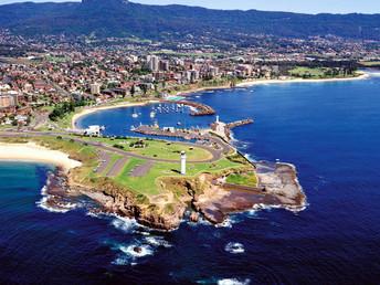 Wollongong plans its green future